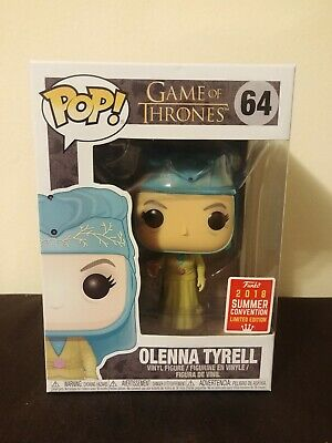 Funko Game of Thrones #64 Olenna Tyrell 2018 Summer Exclusive