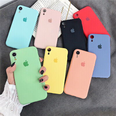 Thin Soft Silicone Shockproof Case For iPhone 11 Pro Max XS Max XR X 8 7 6s Plus