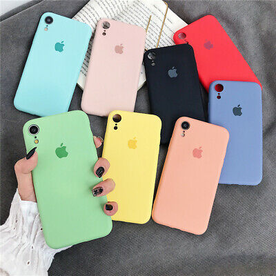 Ultra Thin Shockproof Phone Case For iPhone 11 Pro Max XS Max XR X 8 7 6s 6 Plus