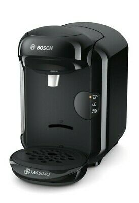 Bosch Tassimo Vivy 2 Hot Drinks Coffee Machine 1300w Black with instructions