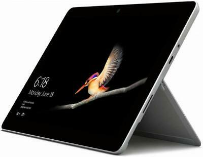 Microsoft Surface Go 64GB, Wi-Fi, 10in - Silver 1824 + WARRANTY, NEW IN BOX F163
