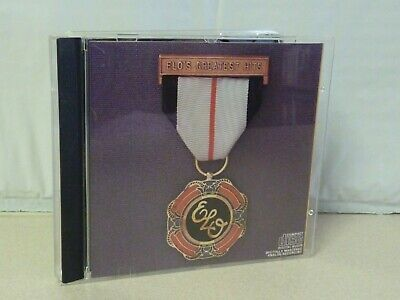 ELECTRIC LIGHT ORCHESTRA - ELO'S GREATEST HITS (CD, Jet Records, 1979)!!