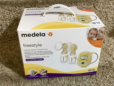 Medela Freestyle Double Electric Hands-Free Breastpump 67065
