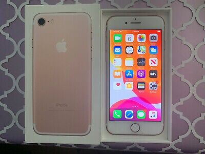 🔴Apple iPhone 7 - 32GB - Rose Gold (Unlocked) A1778 (GSM)👍🏻