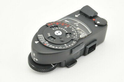*Excellent* Leica METER MR Black from Japan #3468