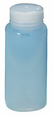 Sp Scienceware Wide Mouth Cylindrical Bottle, Sampling, Plastic, 500mL, Clear,