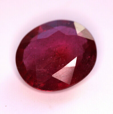 8,47 ct  Rubis du Mozambique traité