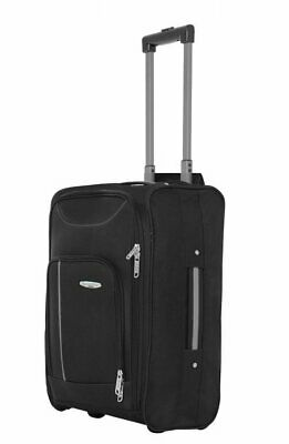 Hand Luggage Cabin Bag Trolley With Wheels Flight Bags Suit Case For Easyjet,...