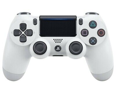 Official Sony Dualshock 4 V2 Controller - Glacier White - Brand New Sealed
