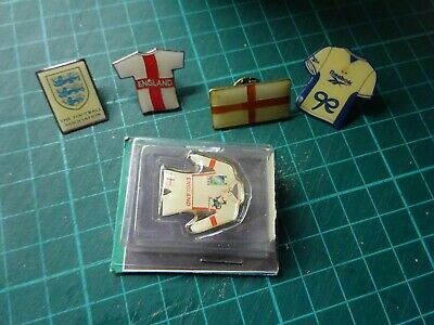 Rugby Union / Football Collection Original Pin Badges