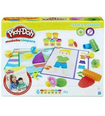HASBRO Play-Doh Textures And Accessories Pasta Game Mouldable Stationery 611