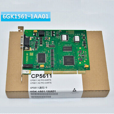 For Siemens Simatic Card CP5611 DP/PROFIBUS/MPI CP5611 6GK1561-1AA01 PCI Card 2W