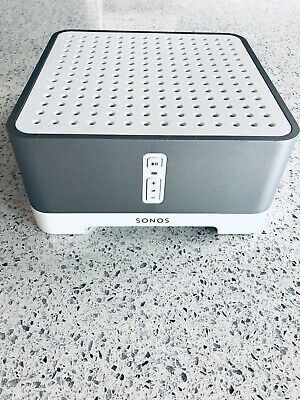 **Sonos Connect: Amp Wireless Digital Media Streaming CTAZPUS1 ZP120 Amplifier**
