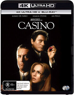 Casino (4K Uhd/Blu-Ray) (1995) [New Bluray]