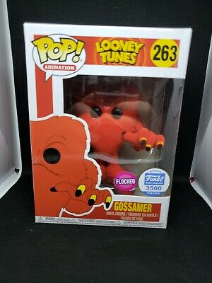 Funko Pop Animation Looney Toons FLOCKED GOSSAMER Funko Shop LE3500