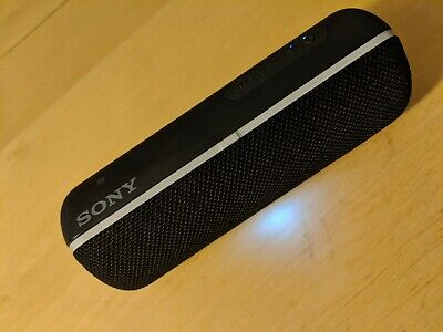 Sony SRS-XB22 Portable Bluetooth Speaker with Extra Bass - Black