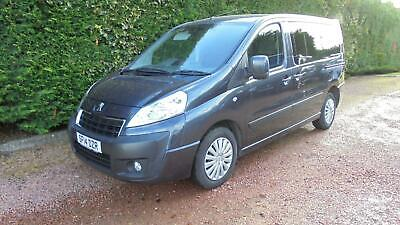 14 Peugeot Expert 2.0HDI 130 Leisure Tepee WHEELCHAIR ACCESS VEHICLE DISABLED