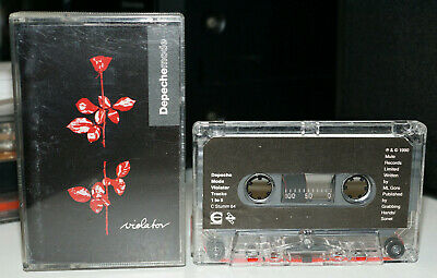 Depeche Mode Violator/100% Play Tested/Cassette/Tape/Album