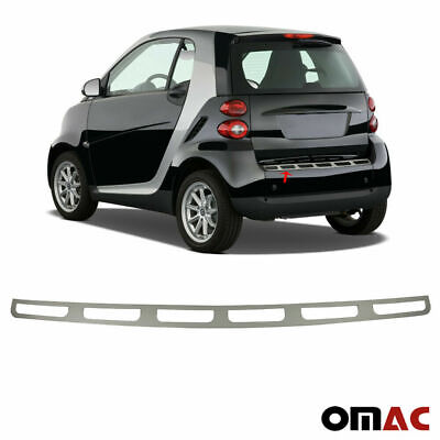 For Smart Fortwo 2008-2015 Remin Polished Pillar Posts