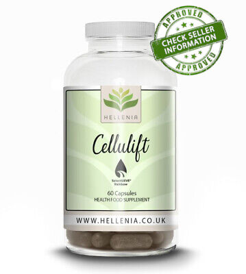 Cellulift - Anti-Cellulite Formula with TetraSOD® & SelectSIEVE® Rainbow - 60