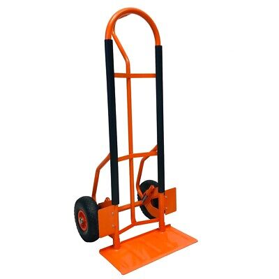 Hand Sack Truck Lightweight Trolley Folding Compact 150Kg Portable Dolly