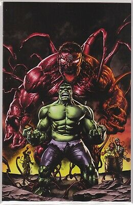 Absolute Carnage Immortal Hulk #1 Suayan Virgin Variant Sold Out Ltd 500 Nycc