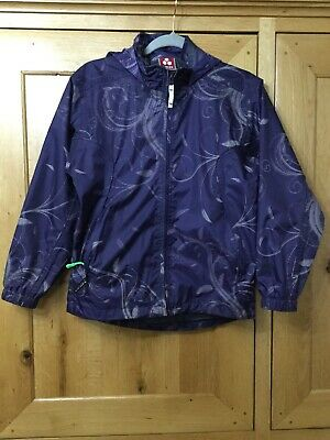Tog24 Rain Coat, Packs Into Pocket Age 11/12