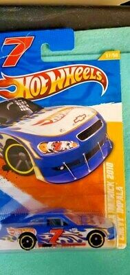 2011037 Hot Wheels Danica Patrick Chevy Impala - New Models