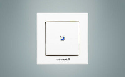 140665A0 eQ-3 AG Homematic IP HMIP-WRC2 Foot switch White CE 86 mm 19 mm 86 mm