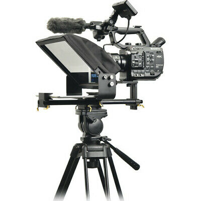 Glide Gear TMP 500 Tablet Smartphone Video DSLR Camera Teleprompter 70/30 Glass