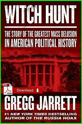 {PDF} Witch Hunt: The Story of the Greatest Mass Delusion in America {Eb00k-PDF}