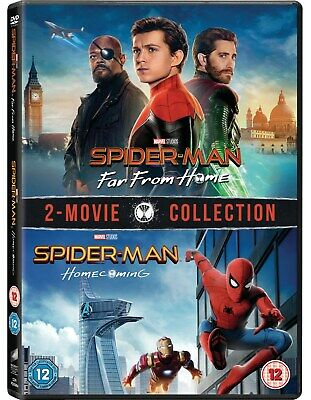 Spider-Man - Homecoming/Far from Home [DVD]