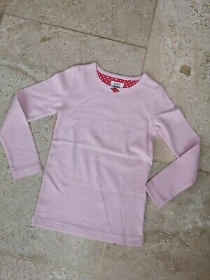 New Boden Pink Everyday Top Age 3-4
