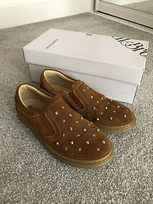 Russell&Bromley Girls Shoes Size UK 2 (EUR 34) Good Condition