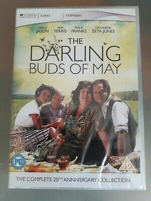 The Darling Buds Of May -20th Anniversery edition 6 disc  Complete  new sealed