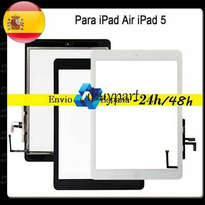 Tactil Pantalla Para iPad Air iPad 5 A1474 Touch Screen Digitalizador + Botón