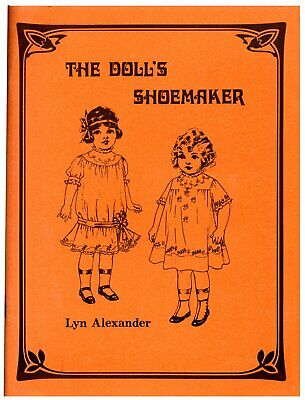 The Doll's Shoemaker – Lyn Alexander & Patterns