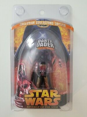 "Star Wars Darth Vader 3.75"" revenge of the sith target exclusive"