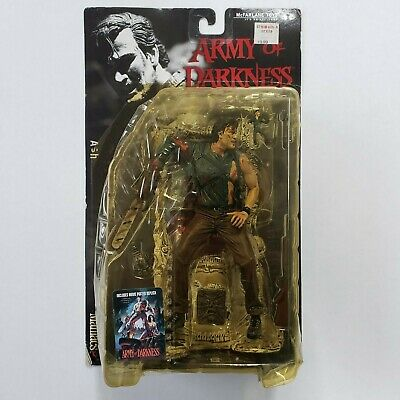 Army of Darkness Ash, McFarlane Toys, Movie Maniacs 3, Feature Film Figures