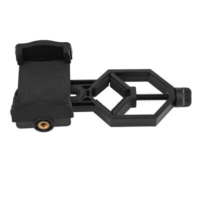Telescope Mount Holder Spotting Scope Mobile Phone Camera Adapter Stand Mount 1x