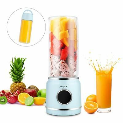 Mini Portable Blender USB Juicer Mixer with 6 Stainless Steel Blades