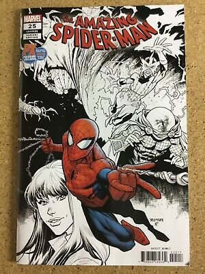 The Amazing Spider-Man #25 SDCC PX 2019 Variant A2