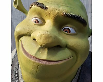 DreamWorks™ Shrek hand made life-size mannequin collector's item