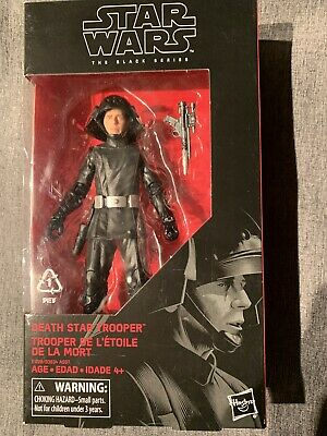 Star Wars Black Series Death Star Trooper 6-Inch Action Figure