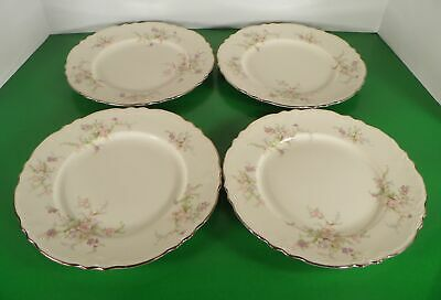 Homer Laughlin JEAN Luncheon Plate (s) LOT OF 4