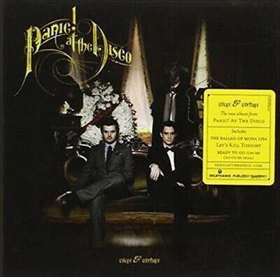 Panic At The Disco, Vices and Virtues, CD