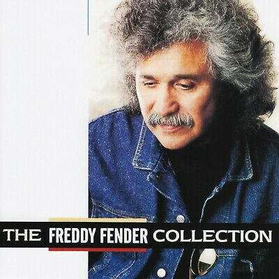 FREDDY FENDER - THE COLLECTION CD ~ GREATEST HITS~BEST OF ~ 60's & 70's *NEW*