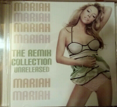Mariah Carey CD- The Unreleased Remix Collection