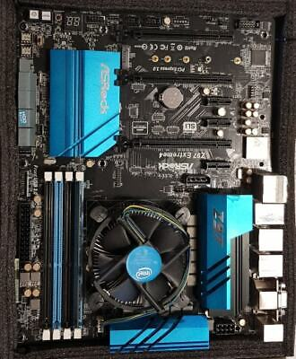 Asrock Z97 Extreme4 Motherboard with Intel Celeron G1840 CPU