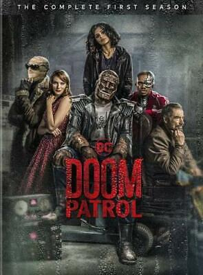 Doom Patrol: The Complete First Season New Dvd